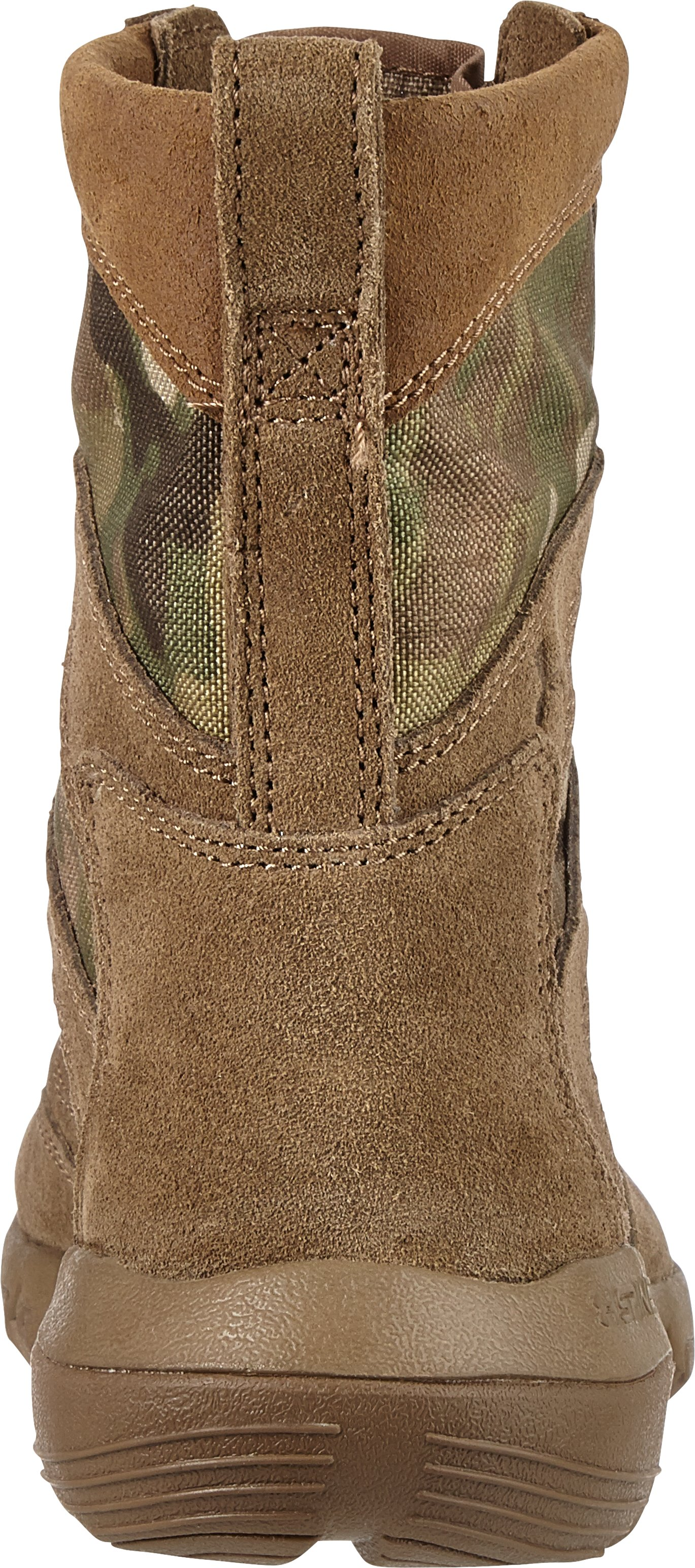 Men's UA Alegent Tactical Boots, Coyote Brown, undefined