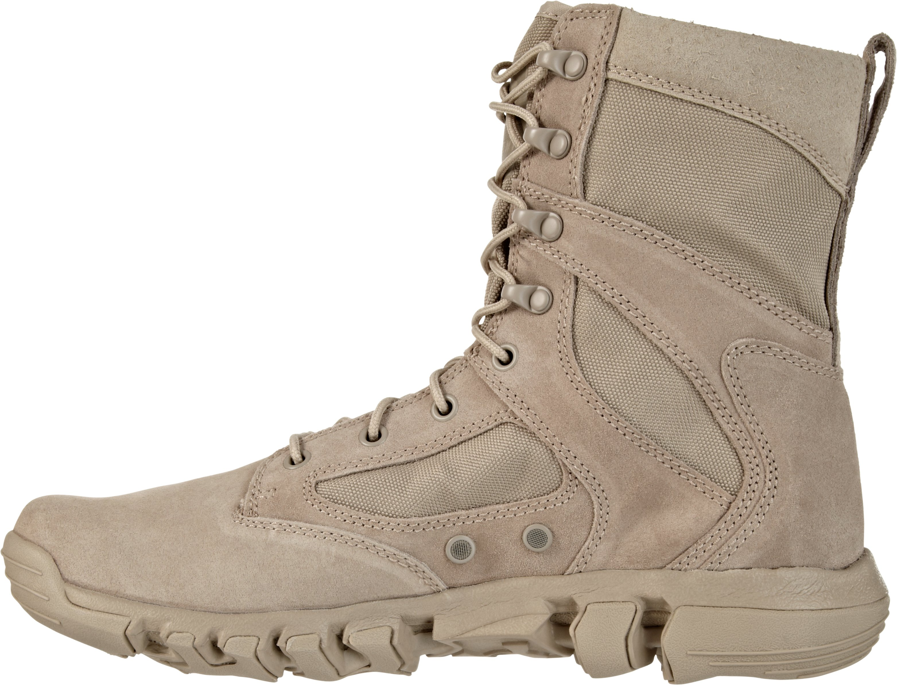 Men's UA Alegent Tactical Boots, Desert Sand,