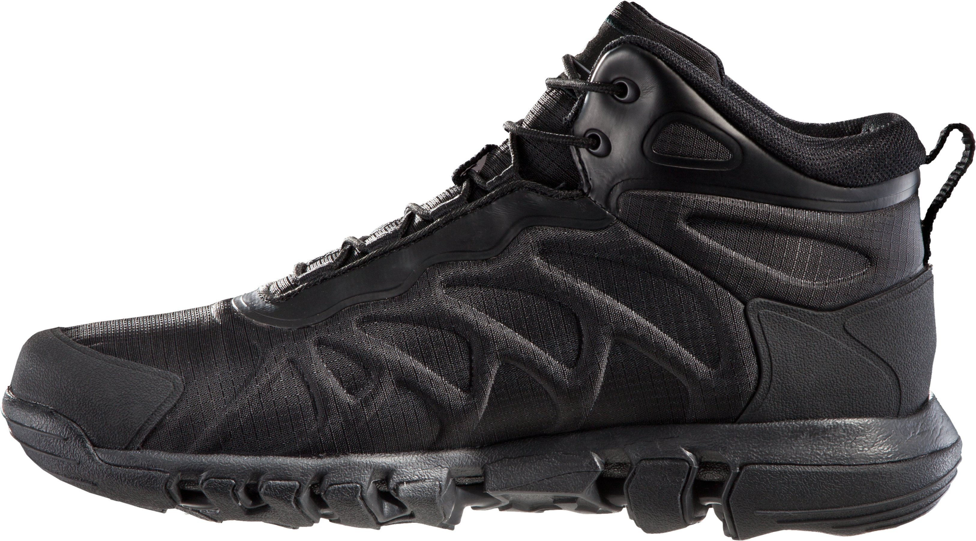 Men's UA Valsetz Venom Mid Tactical Boots, Black