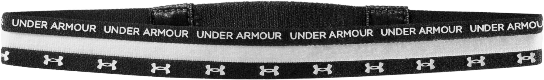 Women's UA Shatter Headband, Black ,