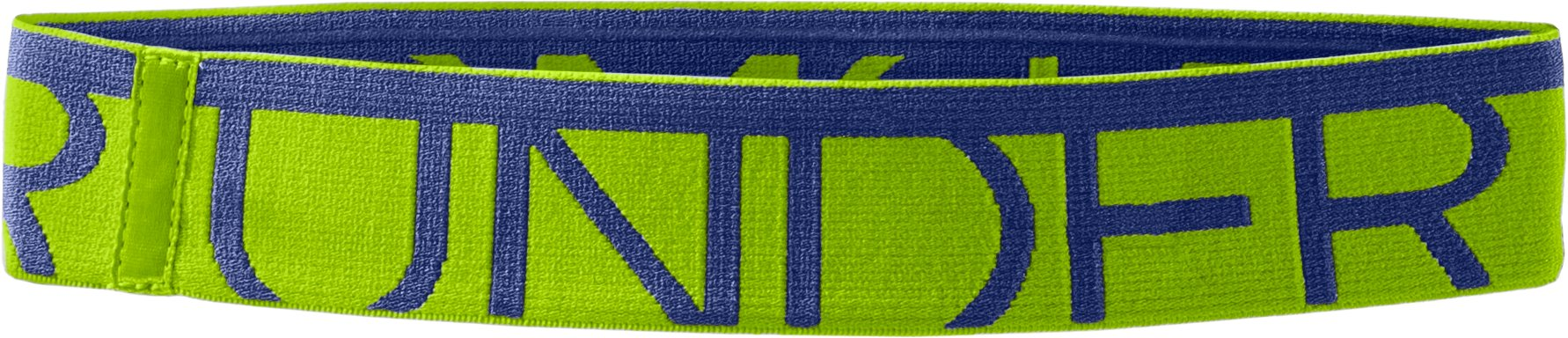 Women's UA Gotta Have It Headband, HYPER GREEN