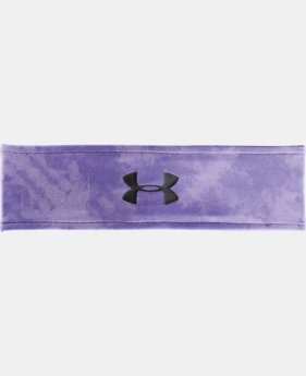 Women's UA Hot Shot Headband