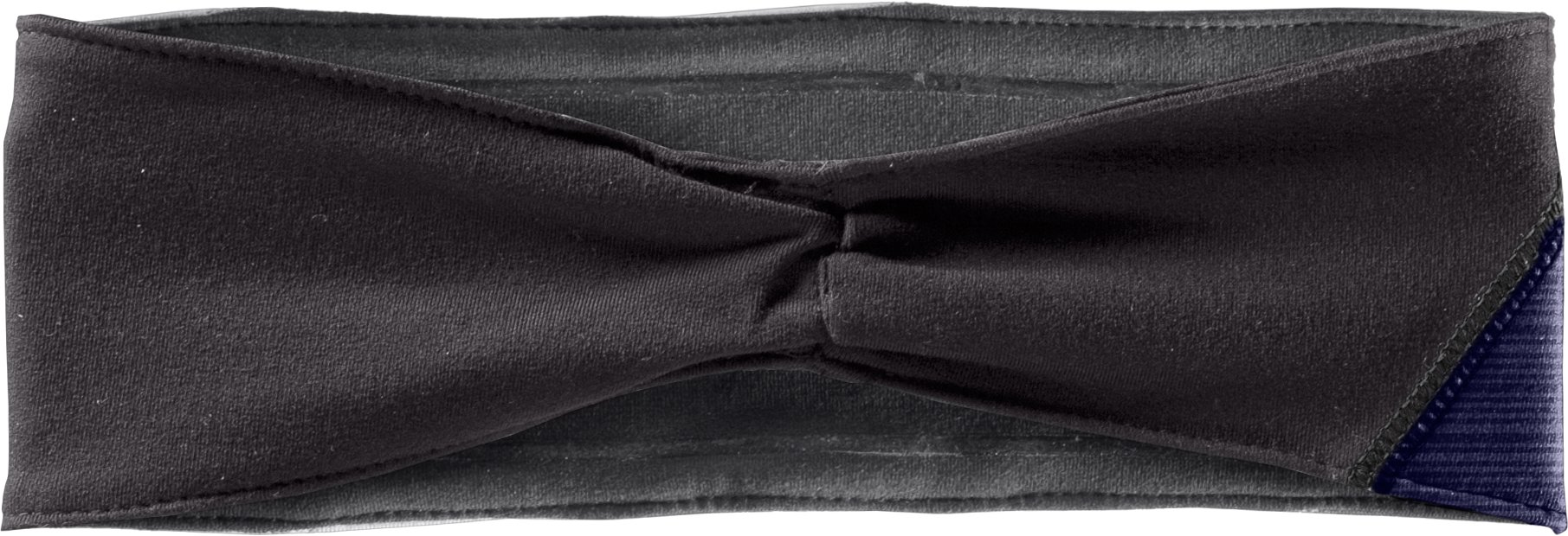 Women's UA StudioLux™ Headband, Charcoal