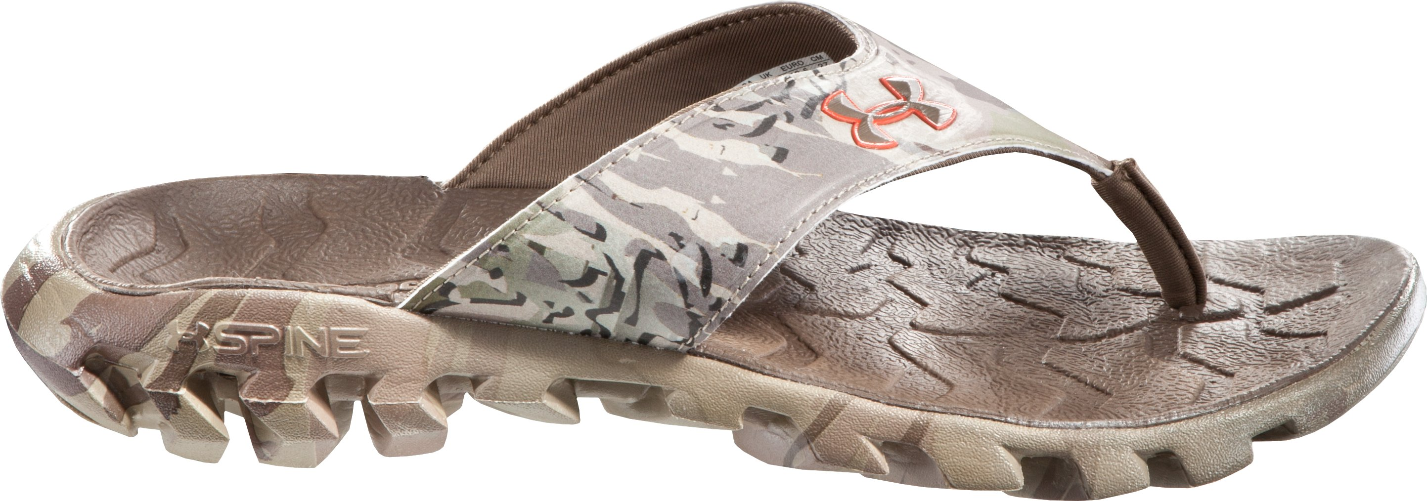 Men's UA Mantis Sandals, RIDGE REAPER® BARREN, zoomed image