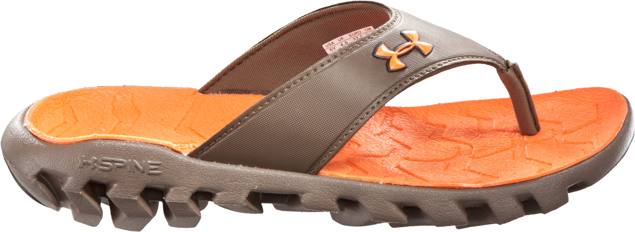 Boys' UA Mantis Sandals, Uniform, zoomed image
