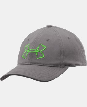Men's UA Fish Hook Adjustable Cap