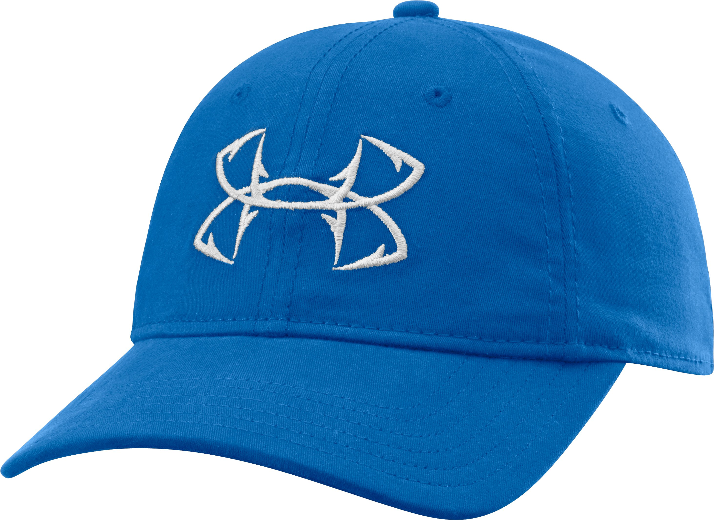 Men's UA Fish Hook Adjustable Cap, St. Tropez, zoomed image
