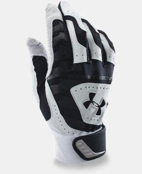 Men's UA Yard Batting Gloves  2 Colors $33.99 to $37.99