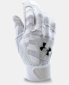 Men's UA Yard Batting Gloves  4 Colors $26.99 to $33.99