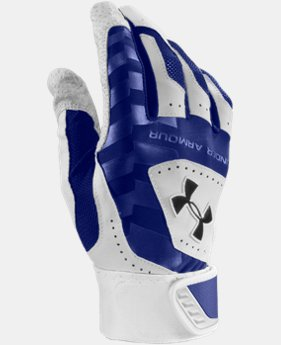 Men's UA Yard Batting Gloves  6 Colors $26.99 to $33.99