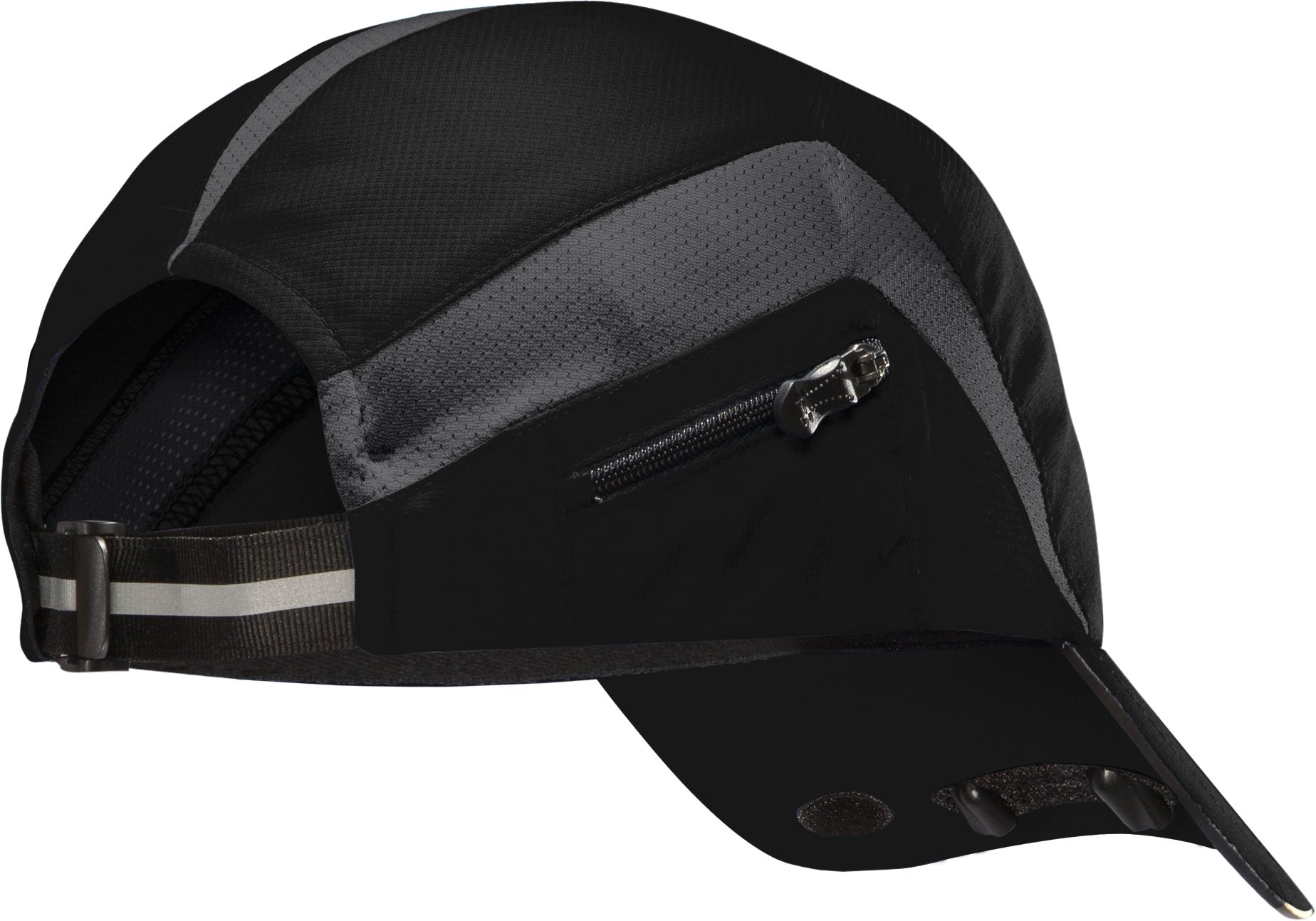 Men's UA Ultrathon Run Cap, Black