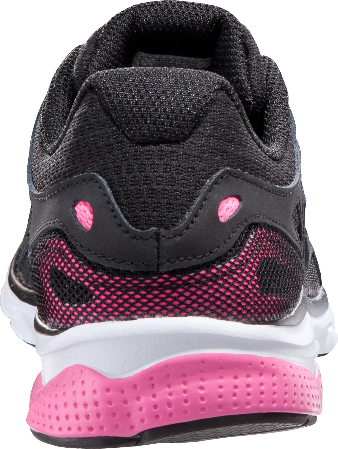 Girls' Grade School UA Assert III Running Shoe, Black