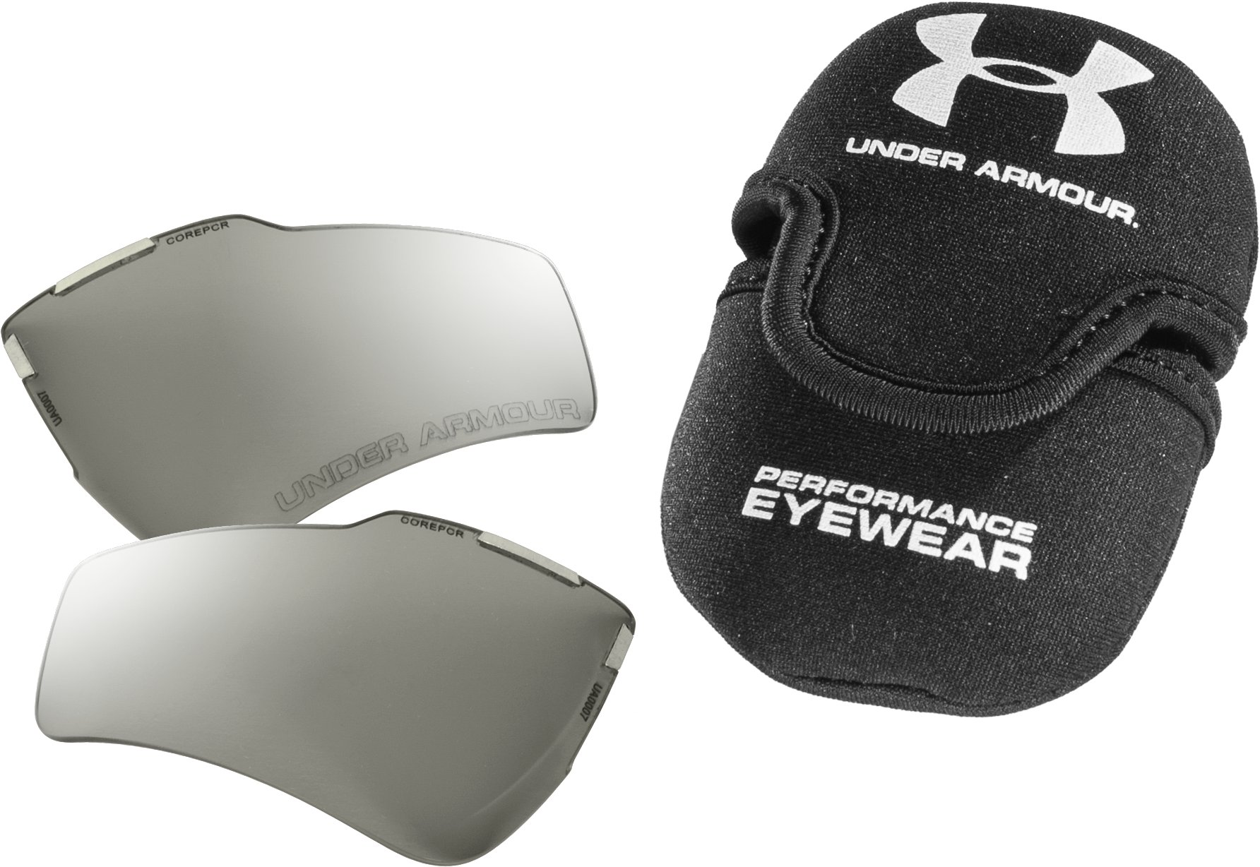 UA Core S Lens Pack – Polarized, Gray Polarized, zoomed image