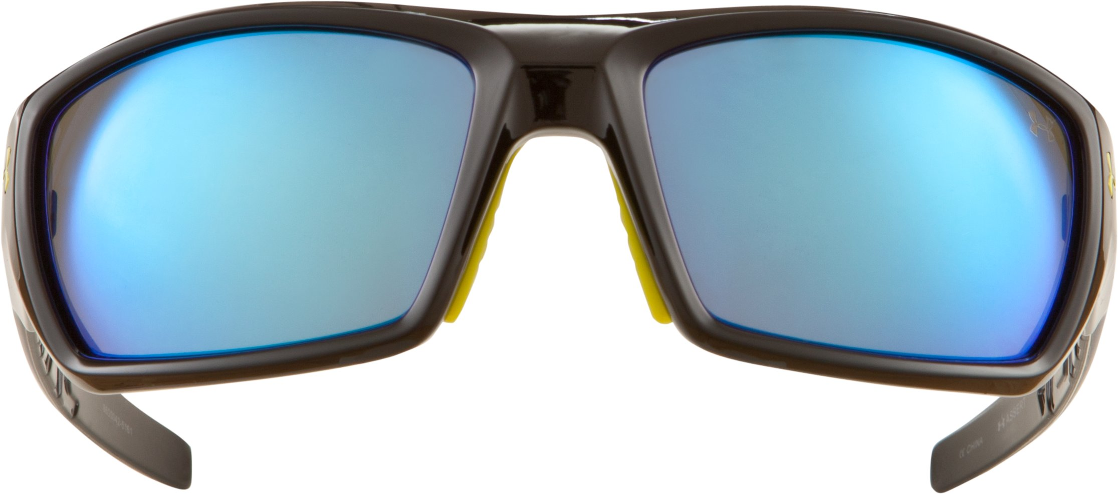 UA Assert Multiflection™ Sunglasses, Shiny Black, undefined