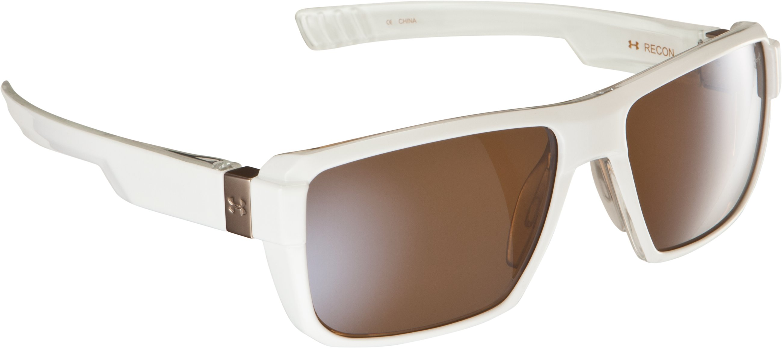 UA Recon Multiflection™ Sunglasses, Crystal Clear