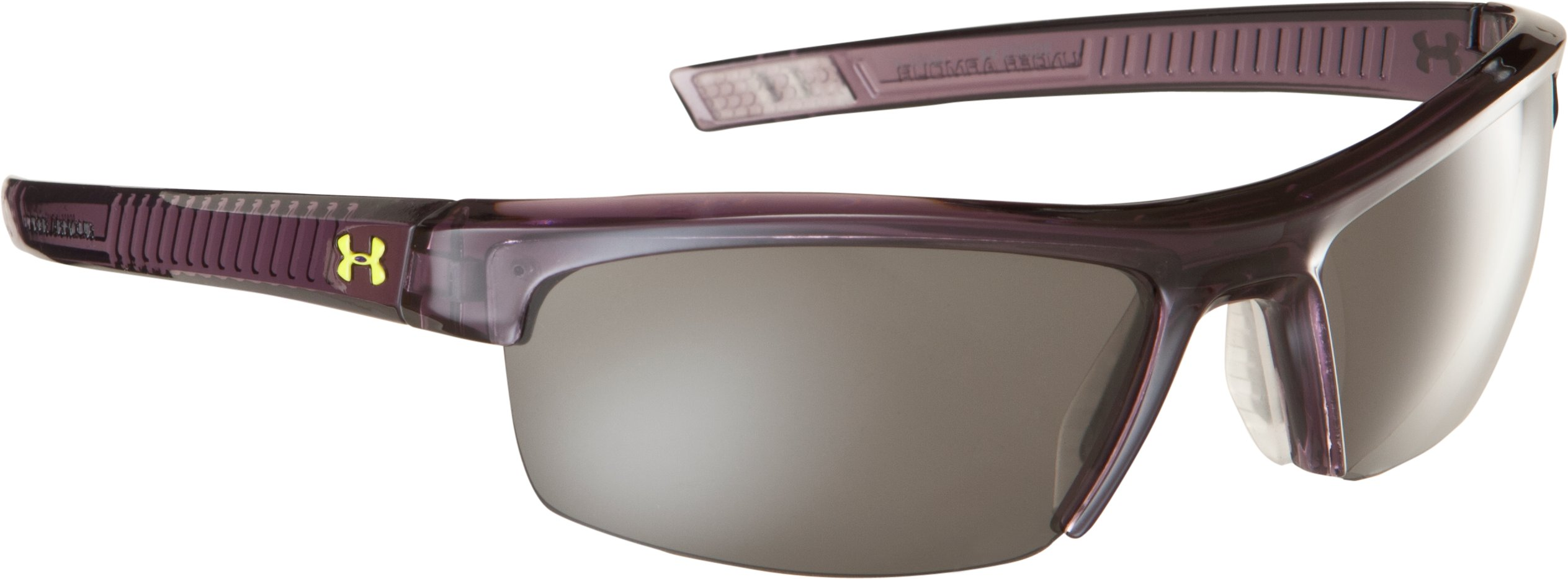 UA Stride Sunglasses, CRYSTAL PLUM, zoomed image