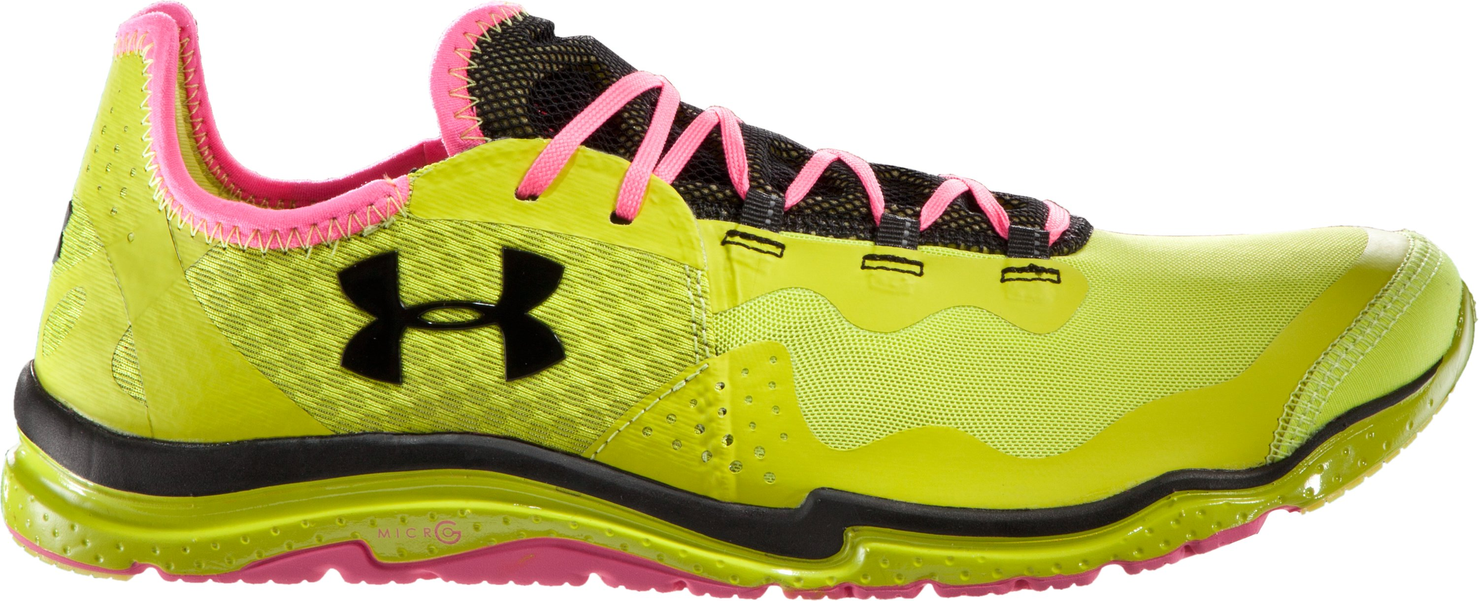 Men's UA Charge RC 2 Racer Running Shoes, Bitter