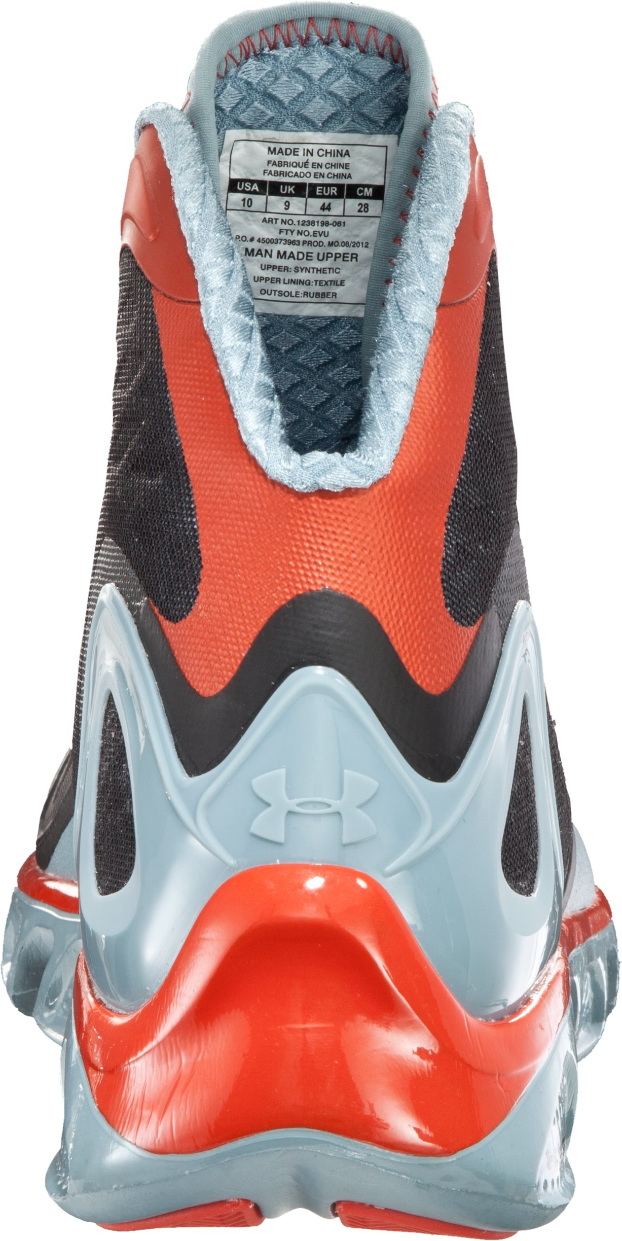 Men's UA Spine™ Bionic Basketball Shoes, Solder