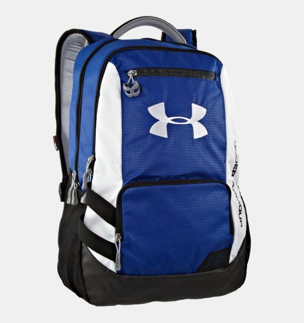 1f9bfaf1fc UA Hustle Storm Backpack