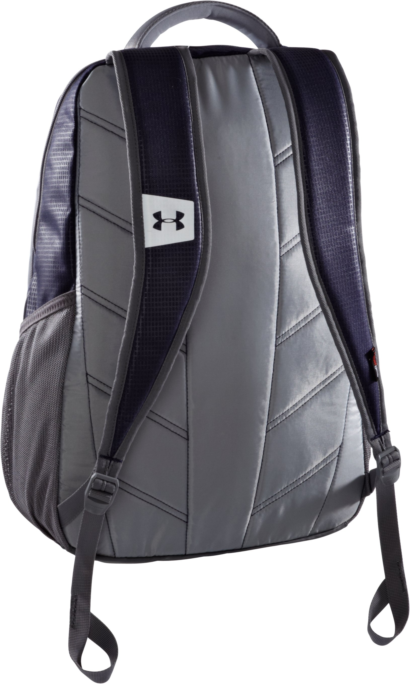 UA Hustle Storm Backpack, Midnight Navy