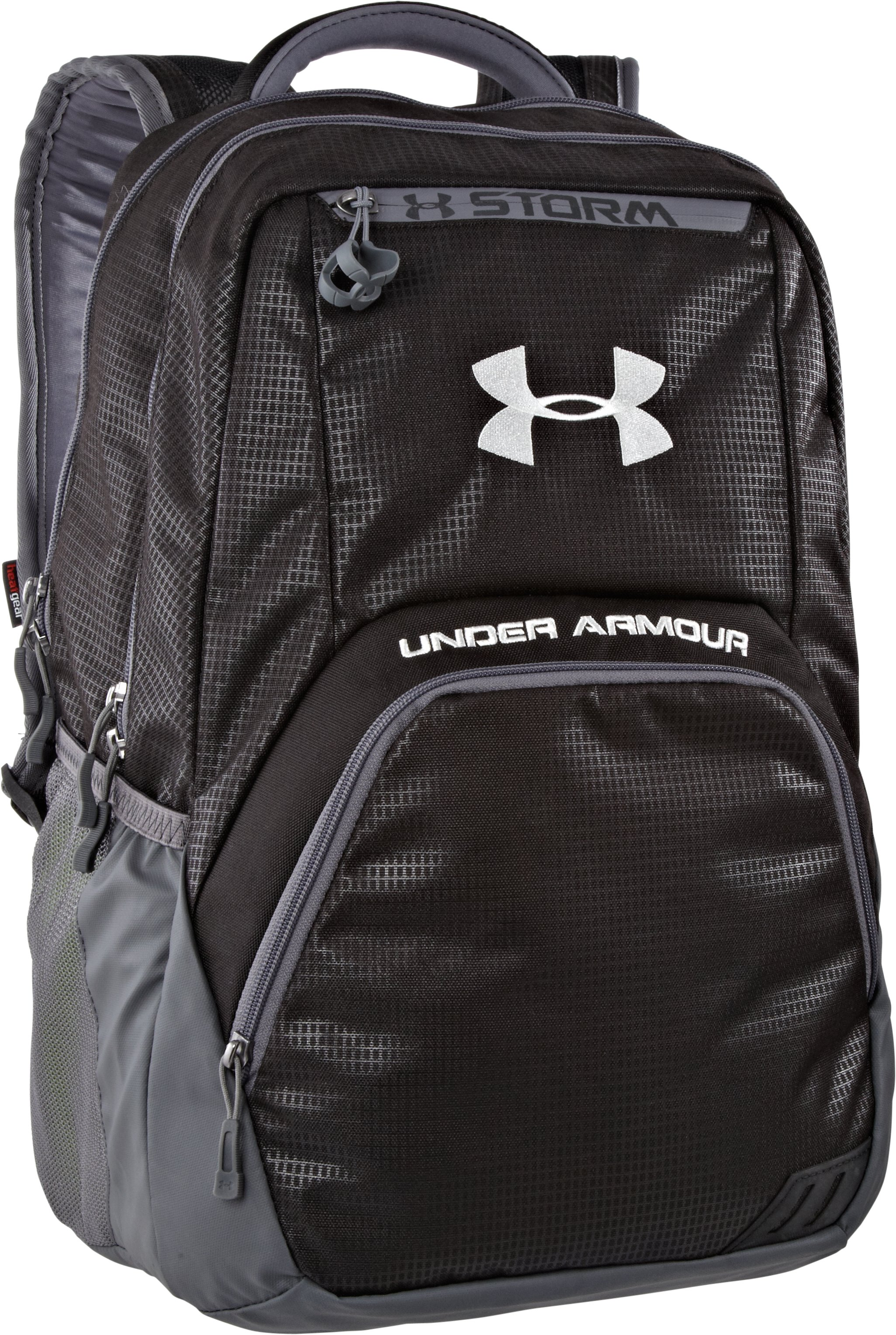 UA Exeter Storm Backpack, Black , zoomed image