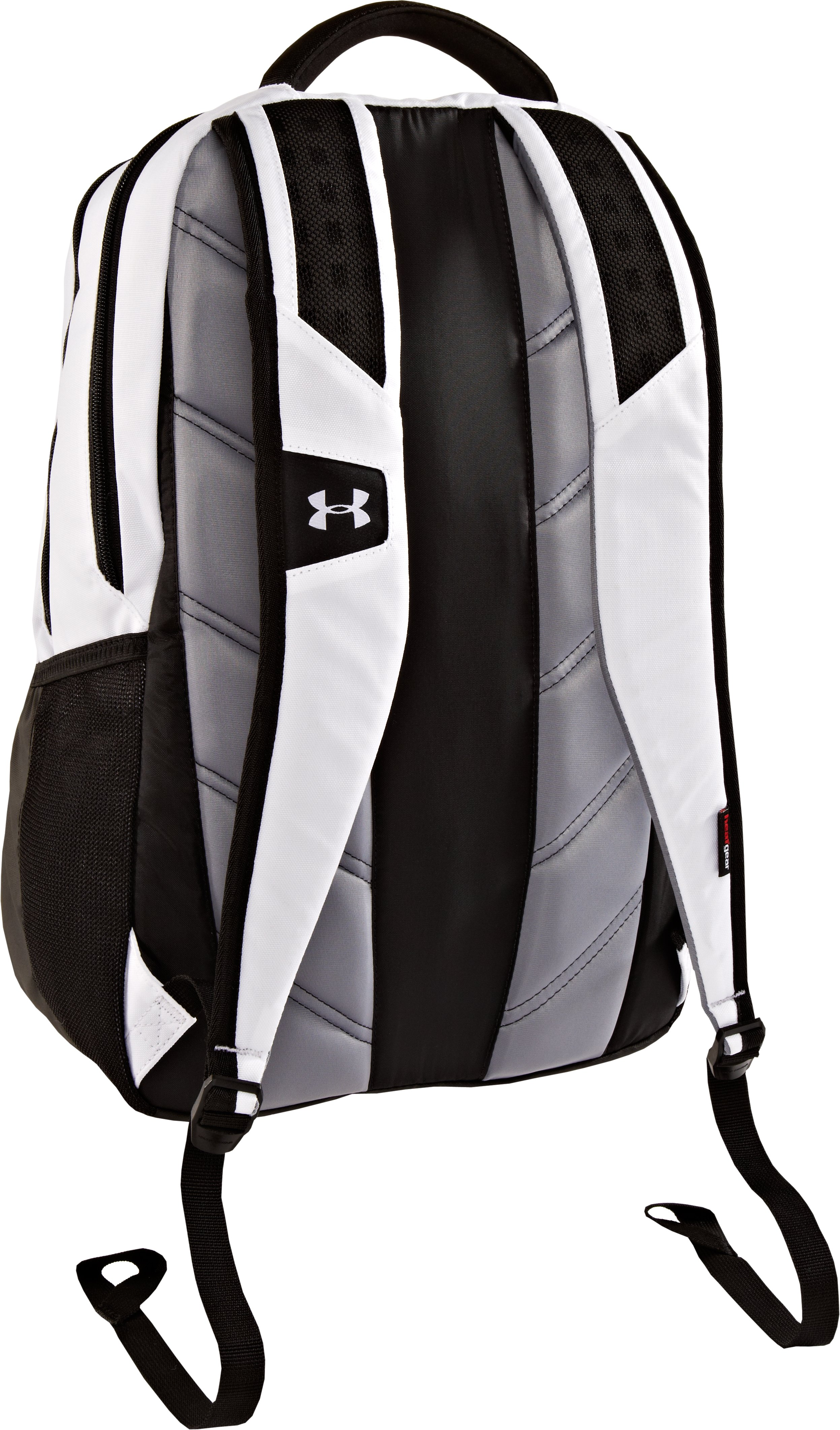 UA Exeter Storm Backpack, White,