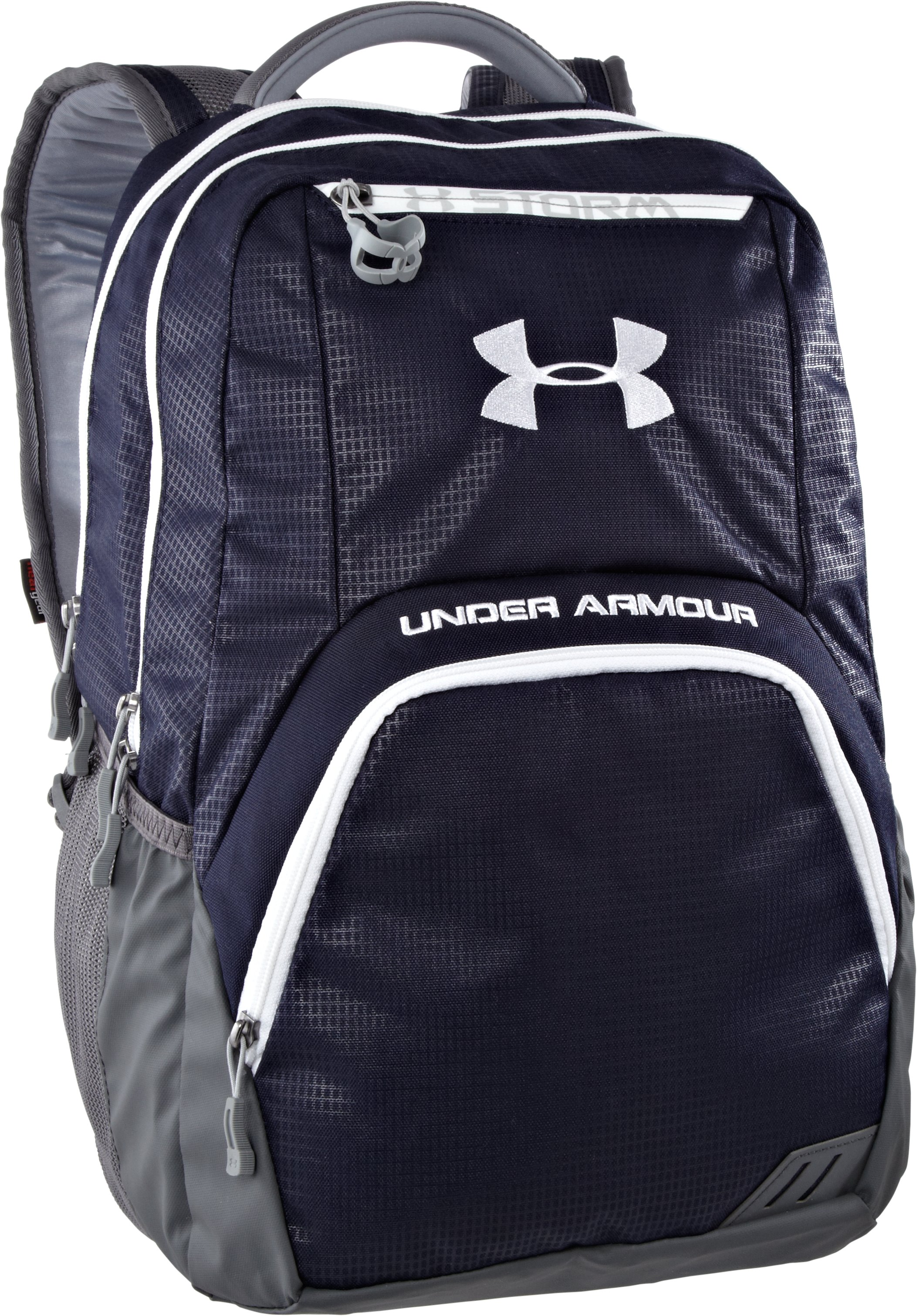 UA Exeter Storm Backpack, Midnight Navy, zoomed image