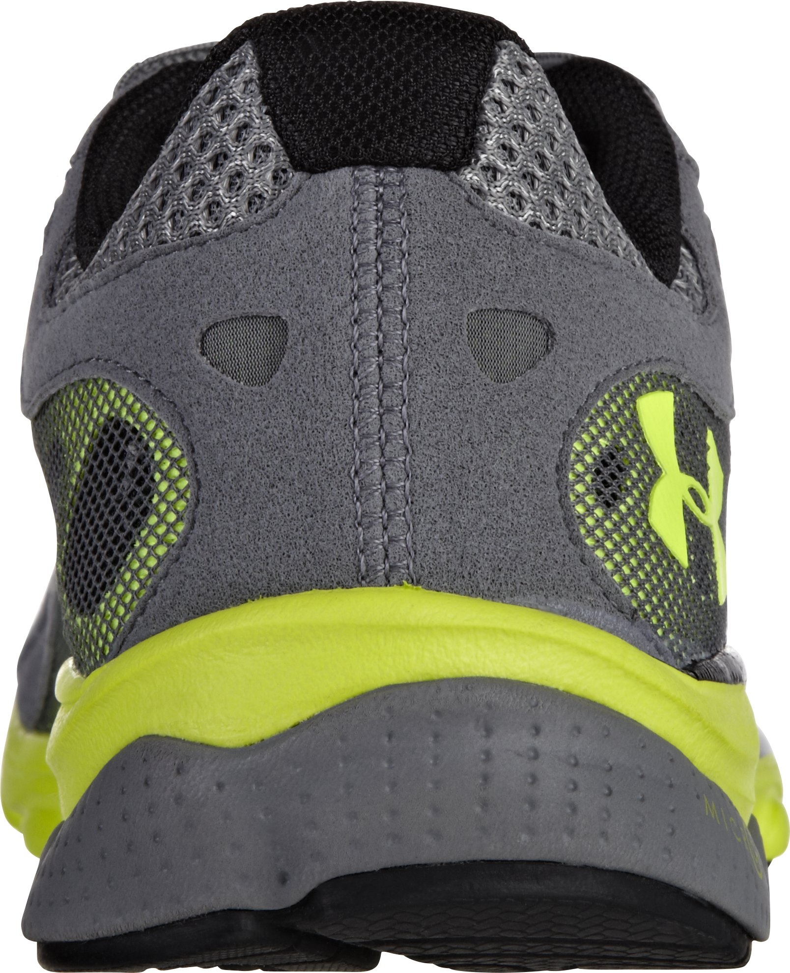 Men's UA Micro G® Ignite Running Shoes, Graphite
