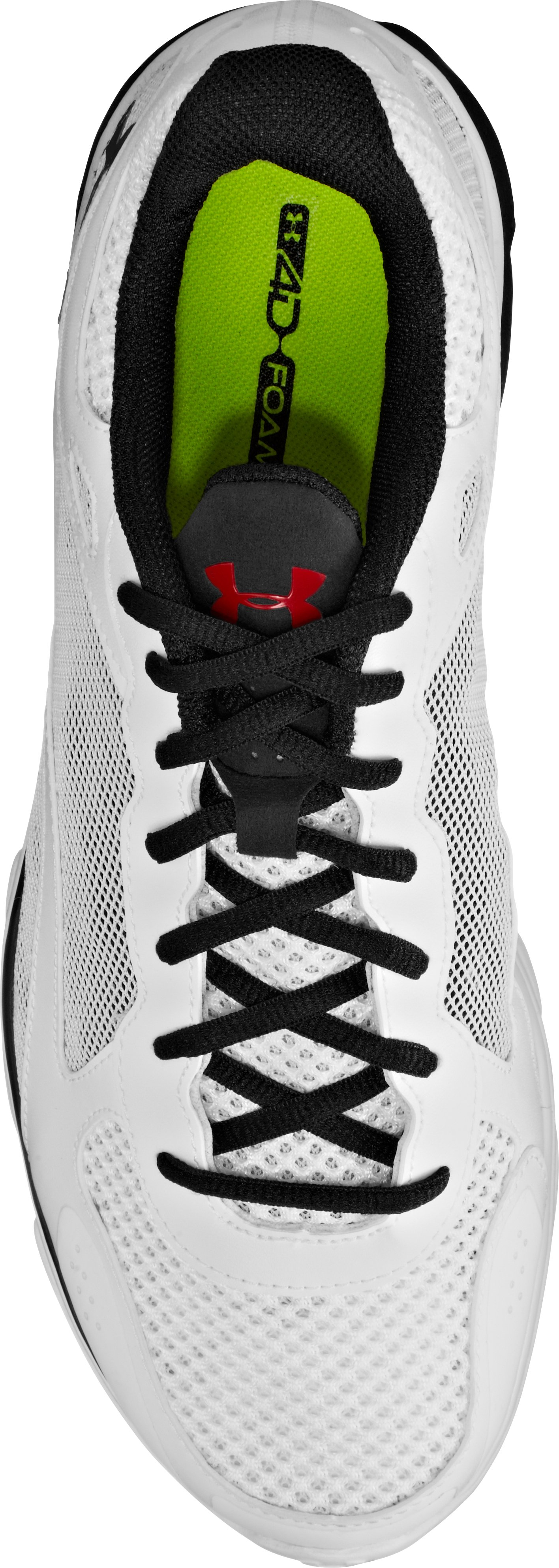 Men's UA Micro G® Ignite Running Shoes, White