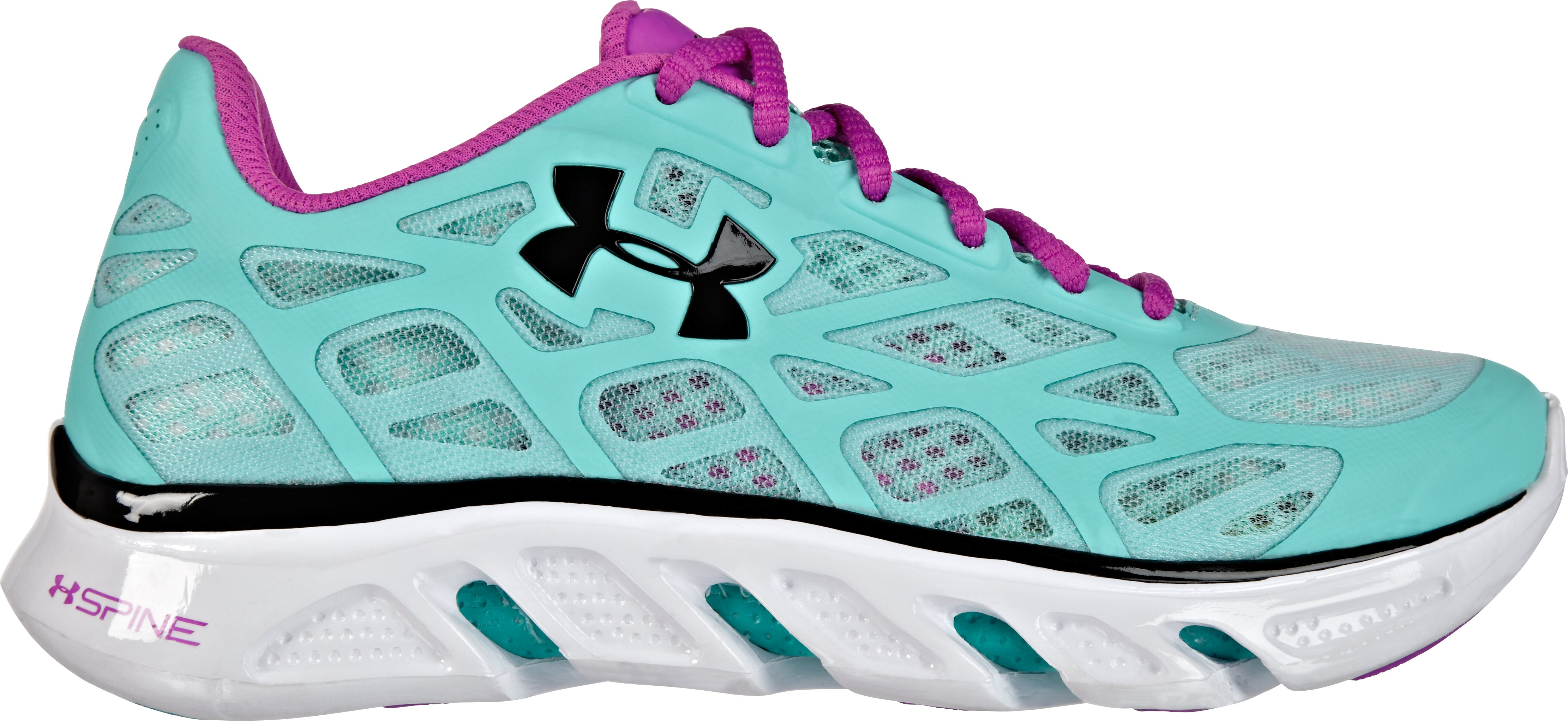 Women's UA Spine™ Vice Running Shoe, LUCITE, zoomed image