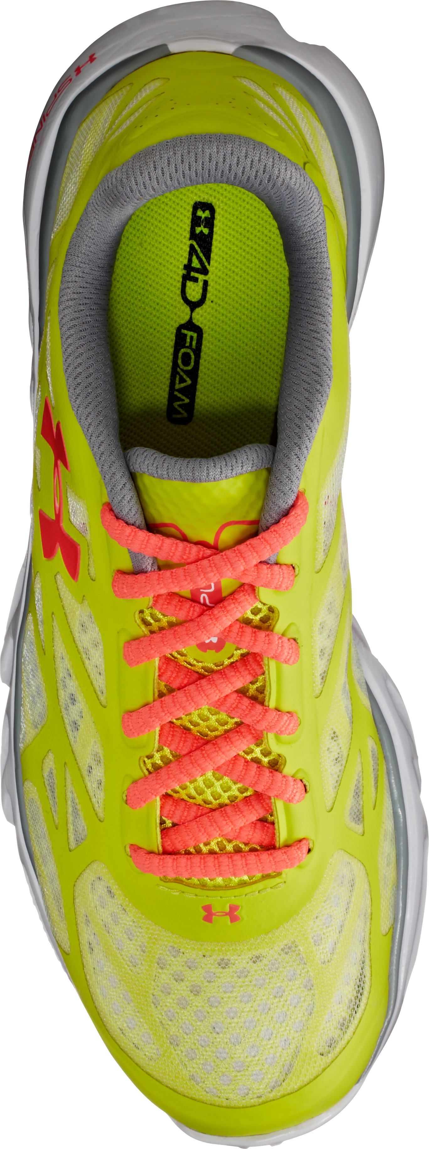 Women's UA Spine™ Vice Running Shoe, Flash Light, undefined