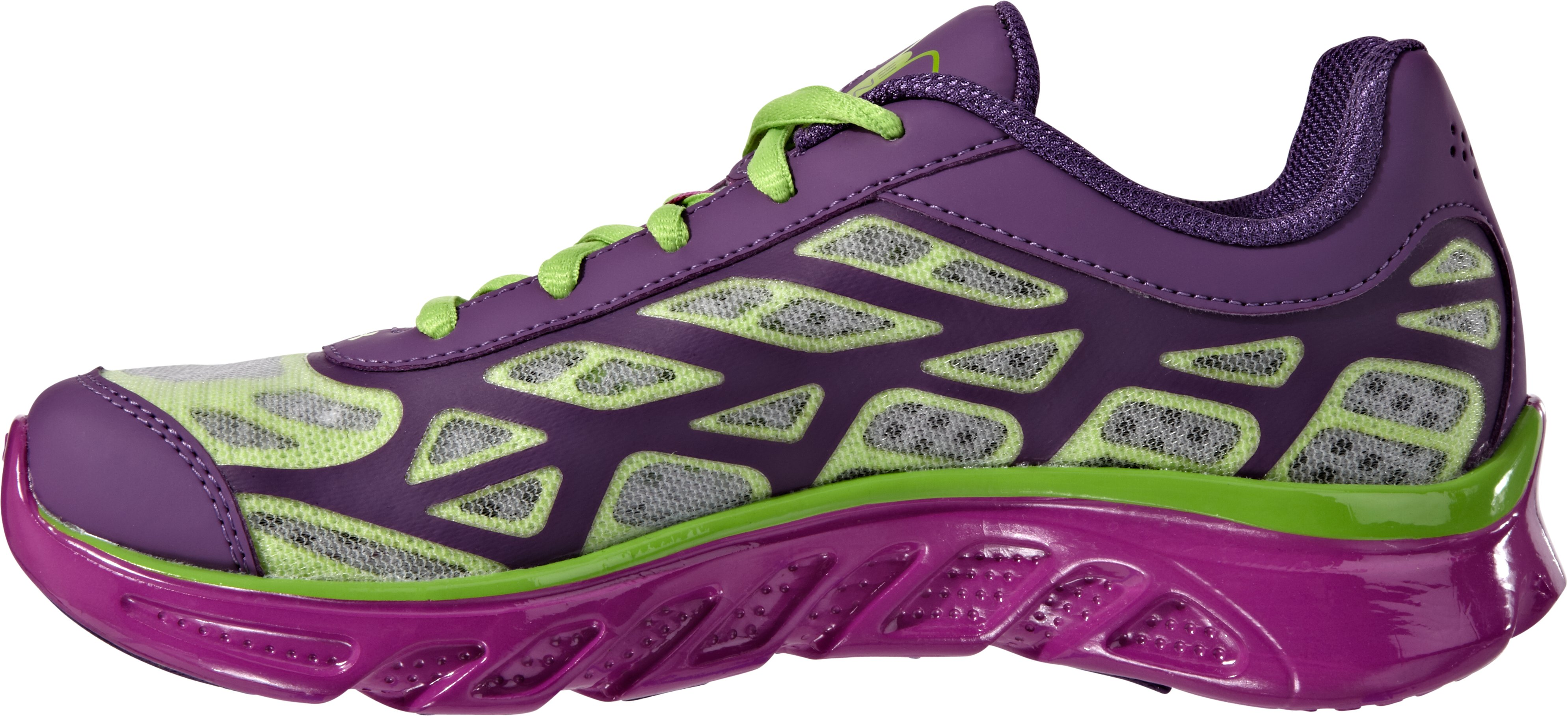 Girls' Pre-School UA Spine™ Vice, Metallic Silver, undefined