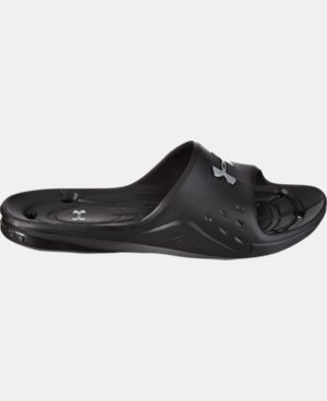 Men's UA Locker Slides   1 Color $18.99