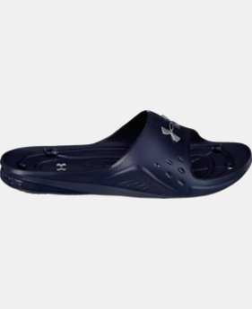 Men's UA Locker Slides   1 Color $14.24