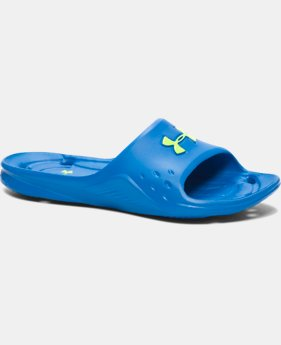 Men's UA Locker Slides   1 Color $19.99