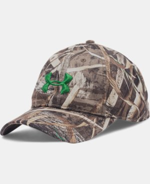 Men's UA Camo Cap  1 Color $17.24
