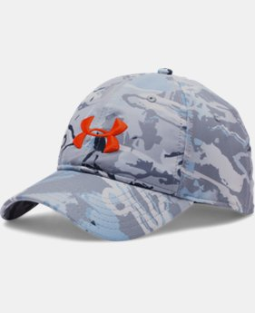 Men's UA Camo Cap  2 Colors $17.24 to $22.99