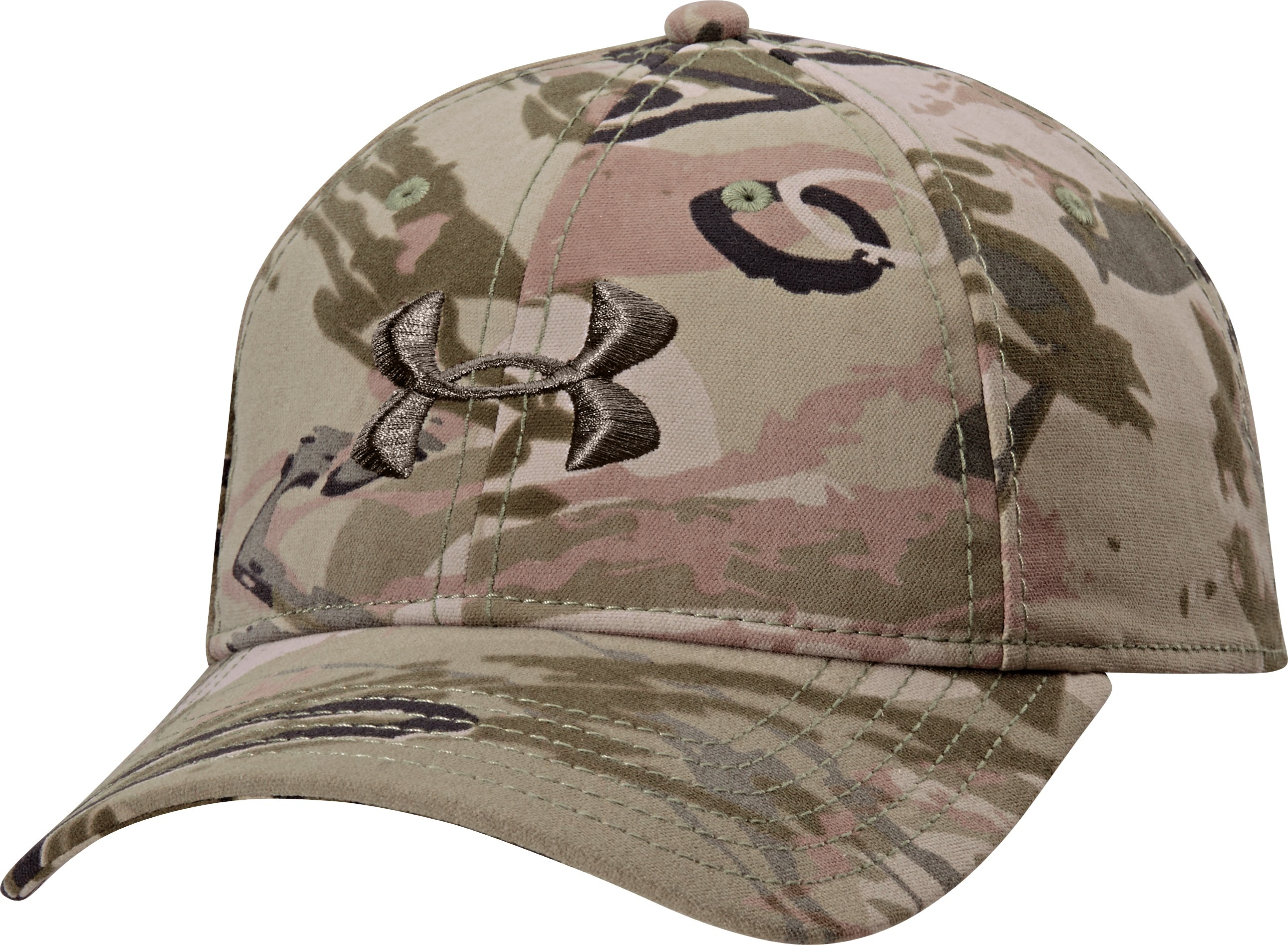 Men's UA Camo Cap, RIDGE REAPER® BARREN, zoomed image