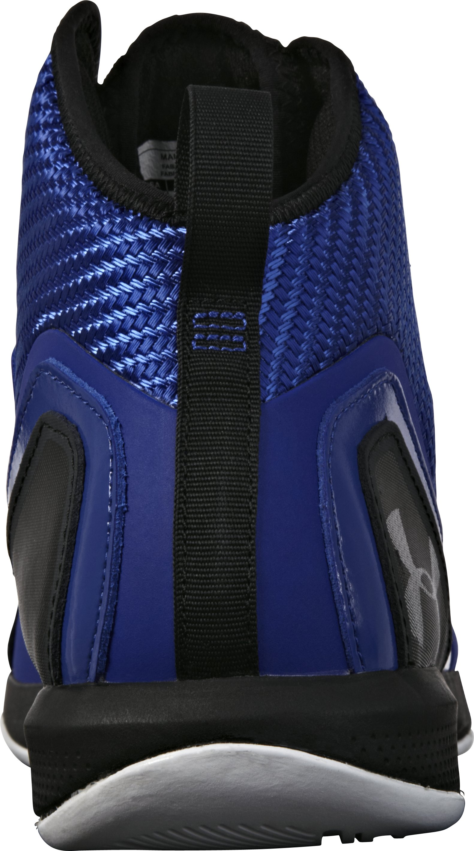 Men's UA Jet 2 Basketball Shoes, Royal, undefined