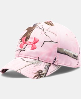 Women's UA Camo Hat  1 Color $17.24 to $29.99