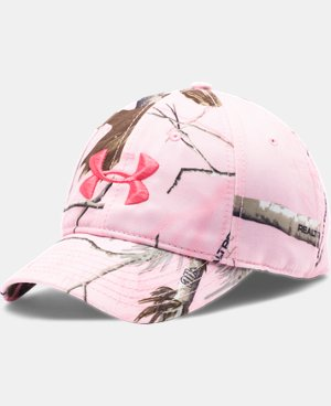 Women's UA Camo Hat  1 Color $29.99