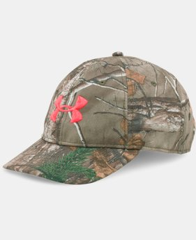 Women's UA Camo Cap  1 Color $10.49