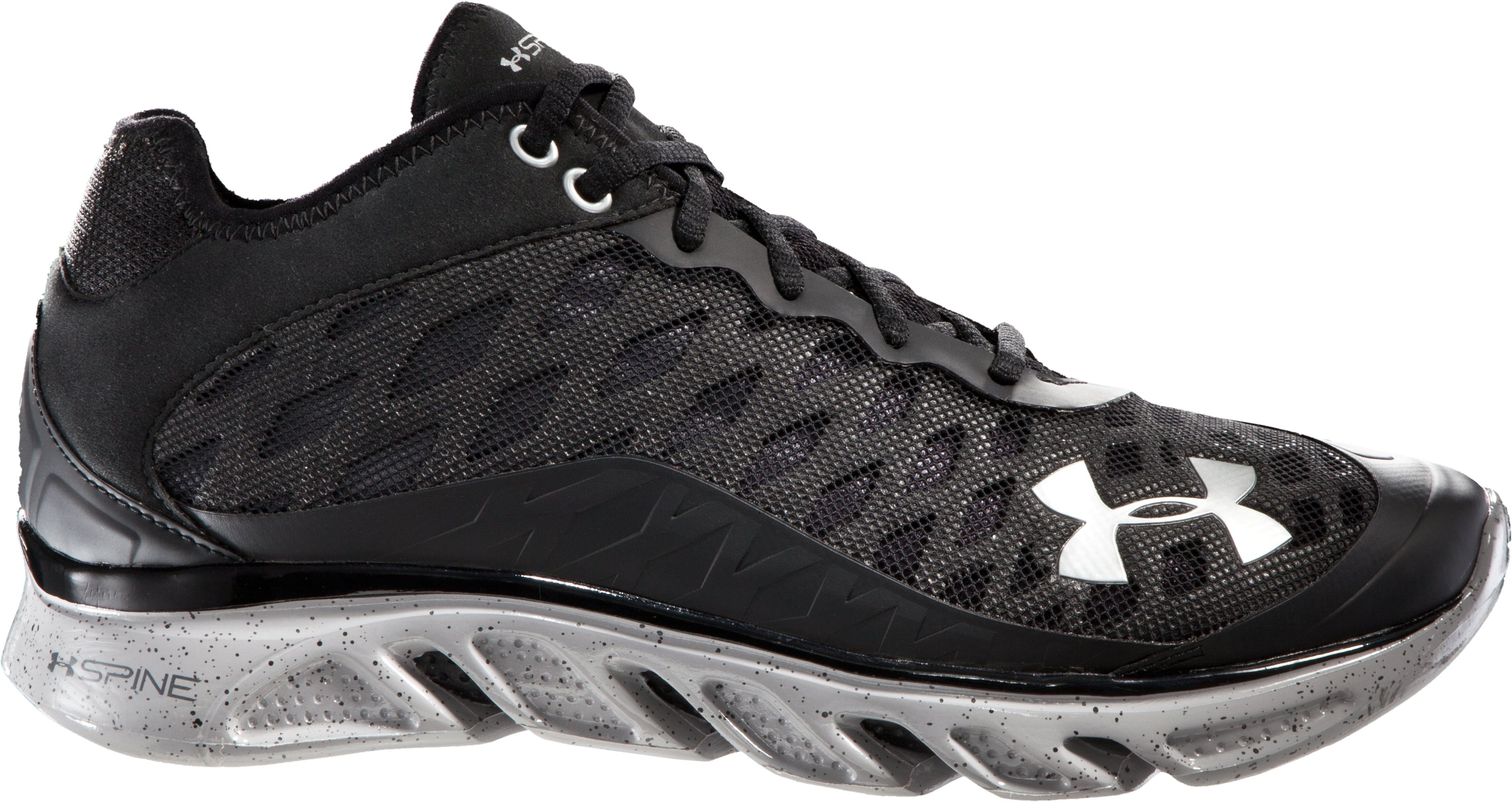 Men's UA Spine™ TRB Shoes, Black