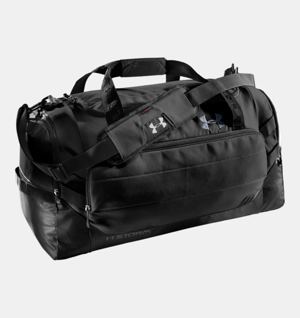 7ee09ee2b5e7 UA Camden Storm LG Duffle Bag