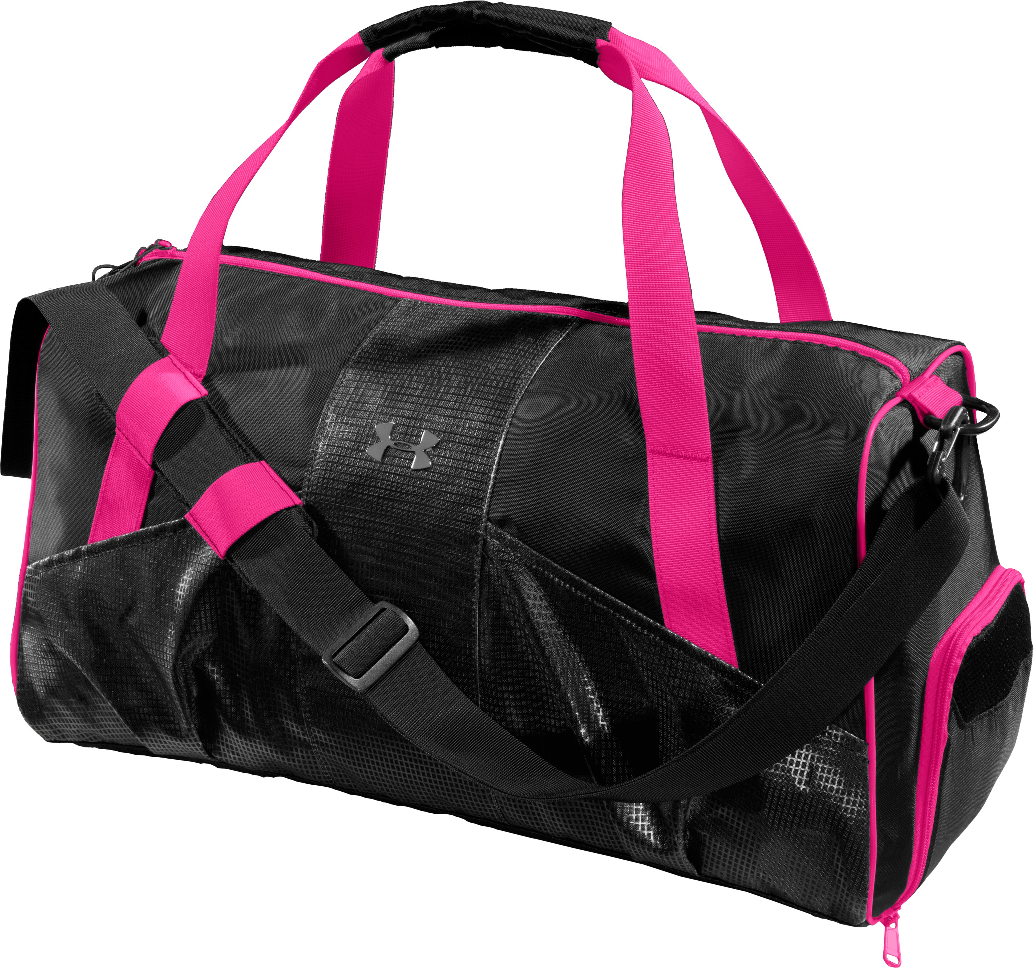 Women's UA Define Storm Duffle Bag, Black ,