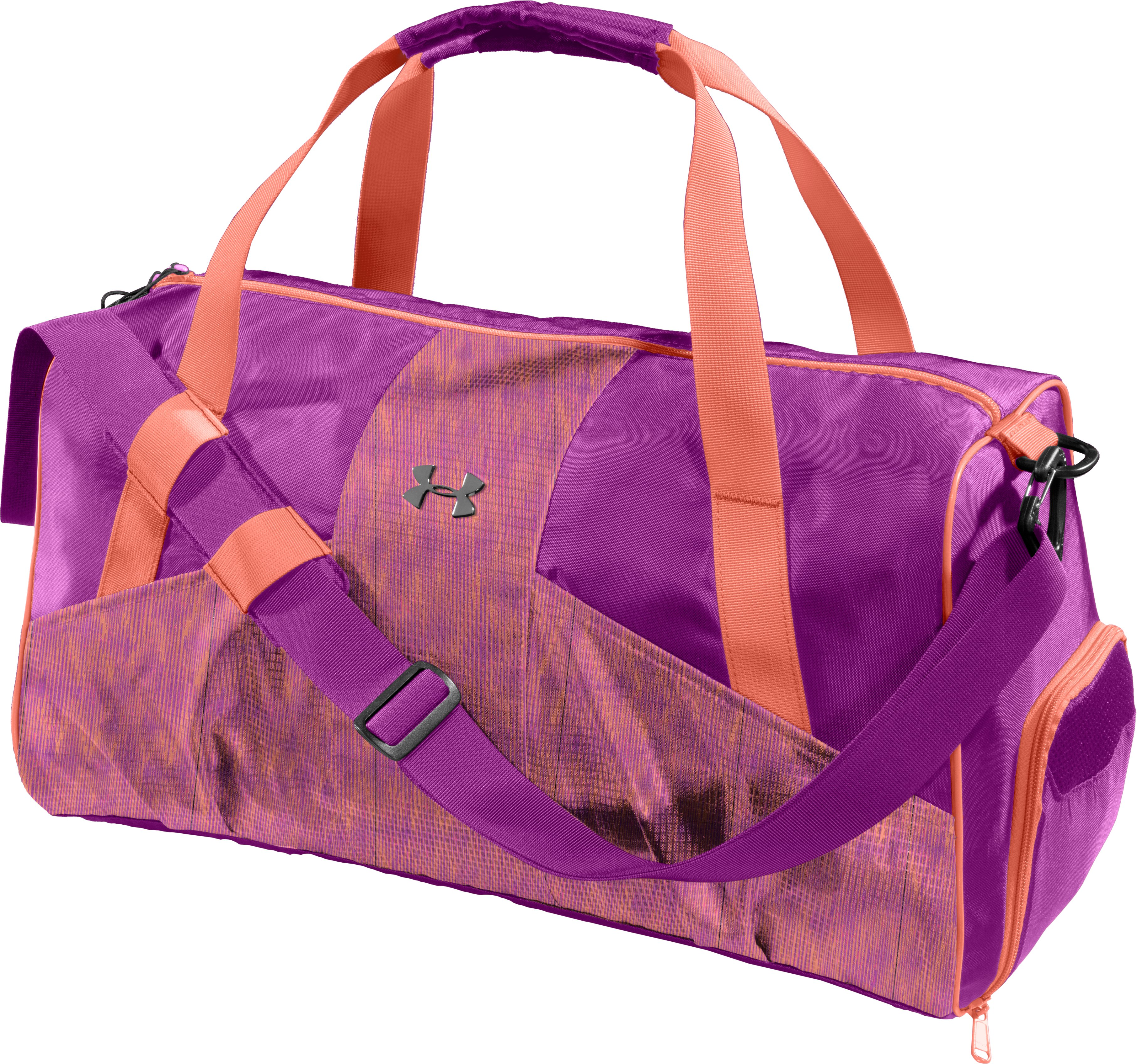 Women's UA Define Storm Duffle Bag, STROBE, zoomed image