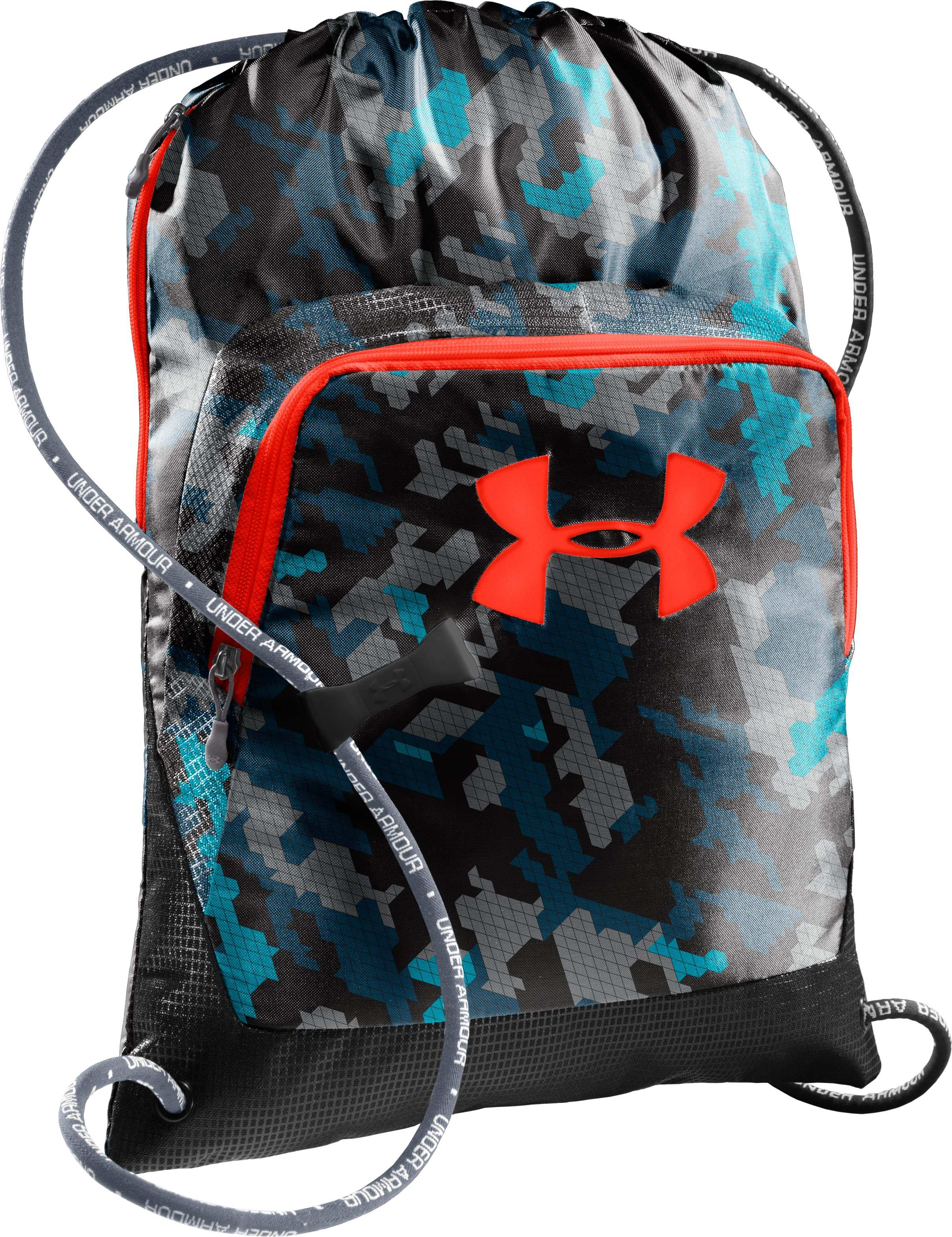 UA Exeter Sackpack, Black , zoomed image