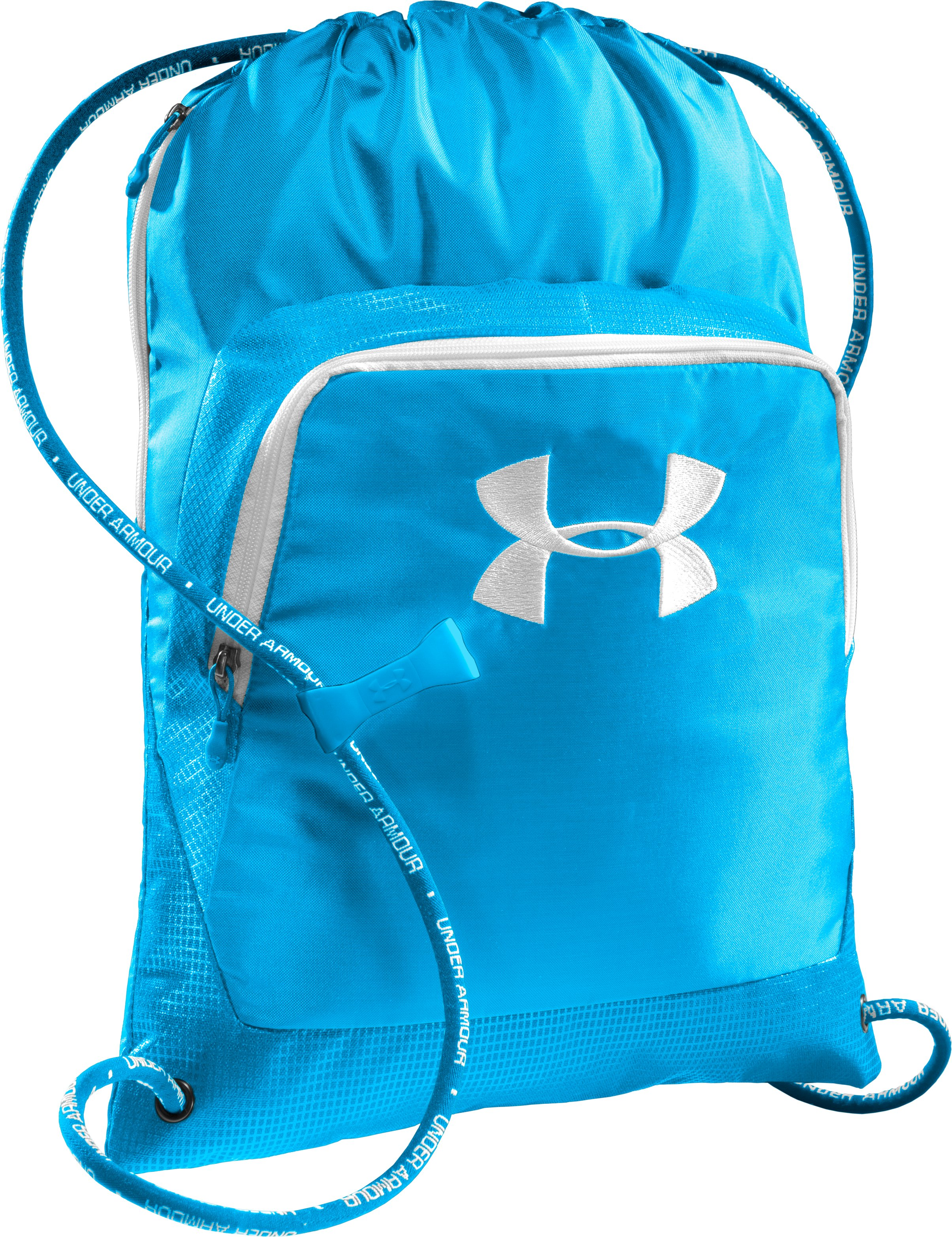 UA Exeter Sackpack, ELECTRIC BLUE