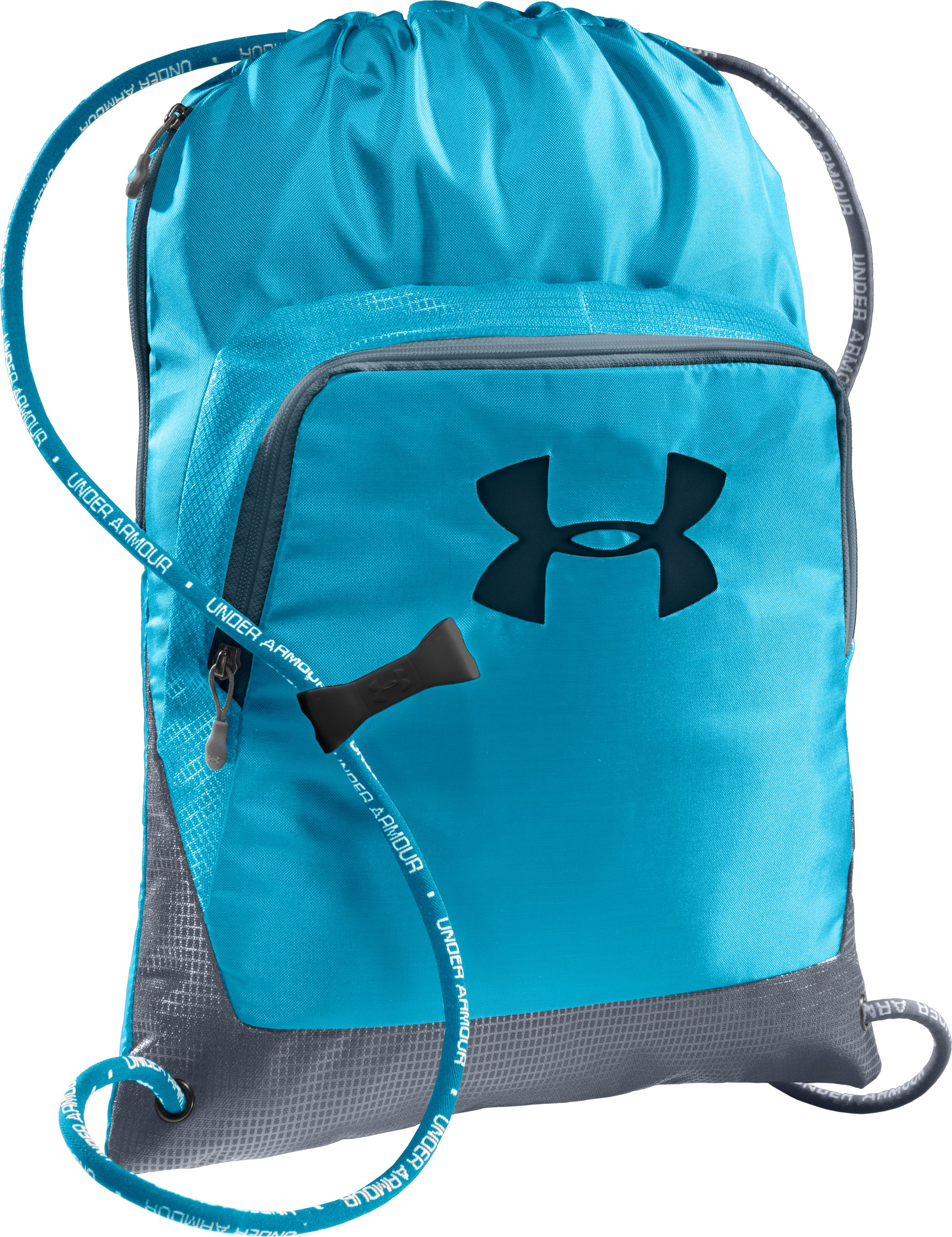 UA Exeter Sackpack, PIRATE BLUE, zoomed image