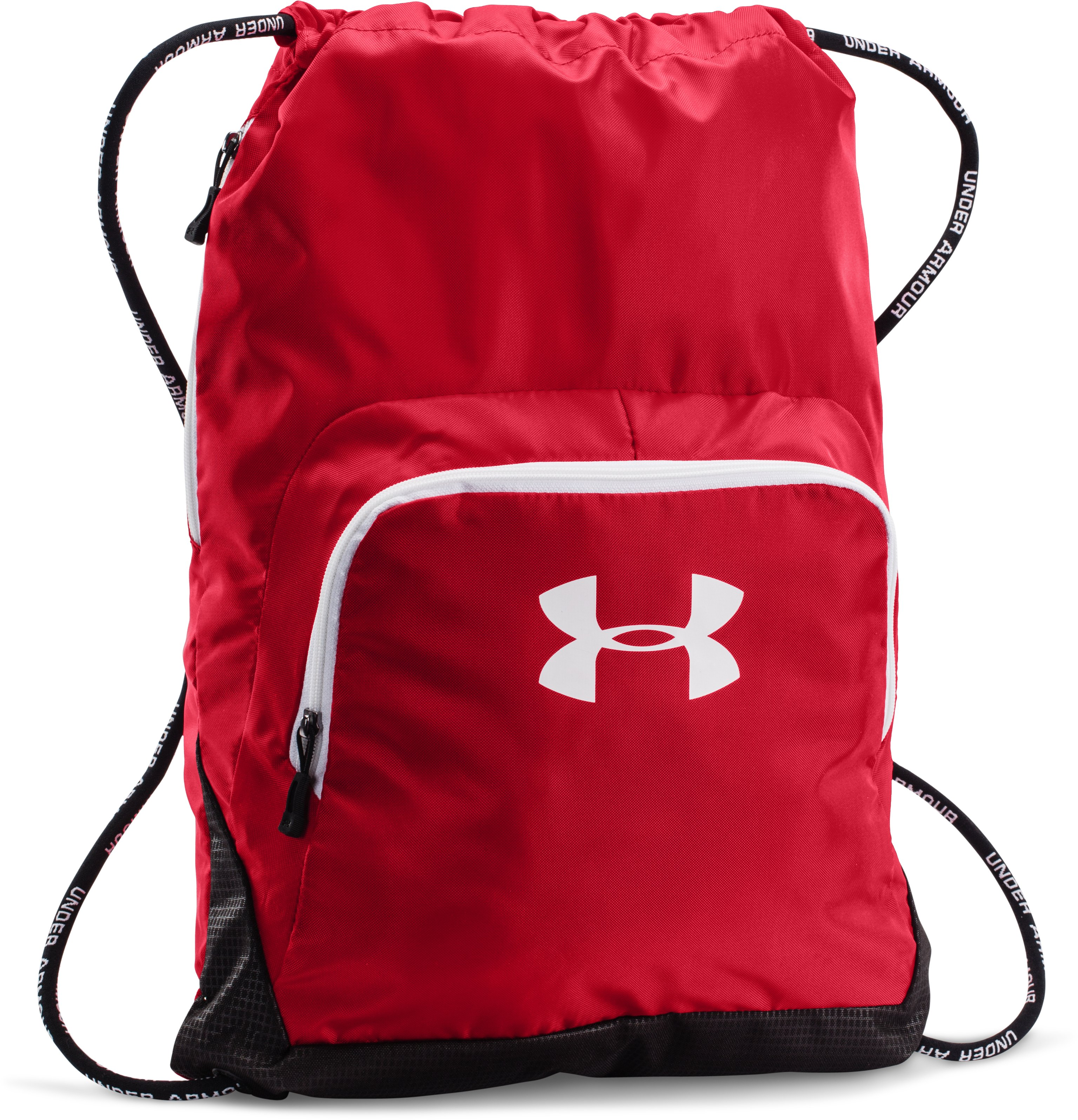 UA Exeter Sackpack, Red, zoomed image